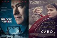 'Bridge of Spies' and 'Carol'