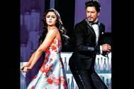 Alia Bhatt and Shah Rukh Khan