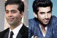 Karan Johar and Aditya Roy Kapur