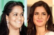 Arpiita Khan and Katrina Kaif