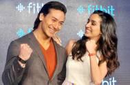 Tiger Shroff and Shrddha Kapoor