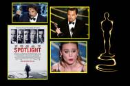 #Oscars2016: List of winners