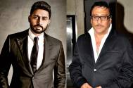 Abhishek Bachchan and Jackie Shroff