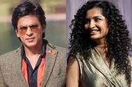 Shah Rukh Khan and Gauri Shinde