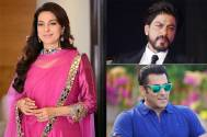 Juhi Chawla enjoyed working with Aamir Khan, SRK