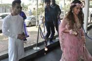Bips-KSG look resplendent at the Mehendi ceremony