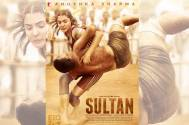 Anushka Sharma shares her look from 'Sultan'