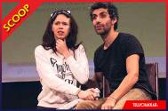 Kalki Koechlin and Jim Sarbh