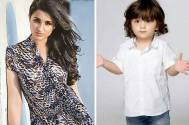 Parineeti Chopra and AbRam Khan