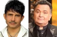 KRK insults Rishi Kapoor on Twitter