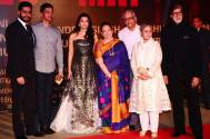 Bachchan family, other B-Town celebs at 'Sarbjit' premiere