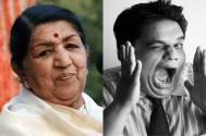 Lata Mangeshkar reacts to Tanmay's parody video
