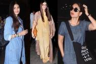 Bollywood beauties who are rocking the 'airport look'