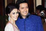 Riteish Deshmukh and wife Genelia D'Souza