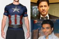 Shah Rukh Khan and Uday Chopra