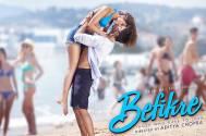 Ranveer's 'Befikre' kissing spree continues