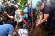 Salman Khan promotes tree plantation