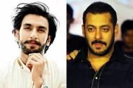 Ranveer Singh and Salman Khan