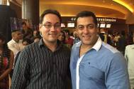 Salman Khan mourns Rajjat Barjatya's death