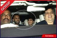 Sonam Kapoor and Anand Ahuja