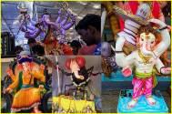 #GaneshChaturthi: 5 Bollywood-inspired Ganpati idols