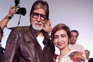 Amitabh Bachchan and Producer Rashmi Sharma
