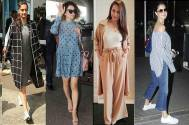 actresses who know how to rock the airport fashion look