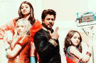 Shah Rukh Khan turns