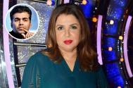 Karan Johar 'stressed out' and said all what he feels: Farah Khan