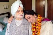 Kirron Kher's father Thakur Singh breathed his last