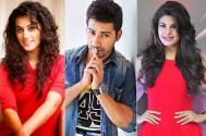Tapsee Pannu, Varun Dhawan and Jacqueline Fernandes