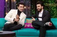 Ranbir Kapoor and Ranveer Singh