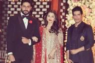 Mr. & Mrs.Bachchan and Manish Malhotra