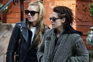 Kristen Stewart dating Stella Maxwell