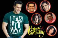 B-Town celebs wish Happy Birthday to 'bhaijaan' Salman Khan