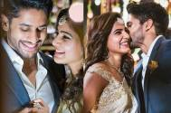 Actors Naga Chaitanya and Samantha Ruth Prabhu