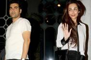 Arbaaz Khan & Malaika Arora