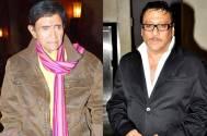 Dev Anand & Jackie Shroff