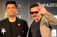 Saif Ali Kahn & Karan Johar