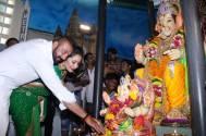Ganpati blessings are on me: Sanjay Dutt