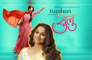 Vidya returns to sultry, quirky avatar in 'Tumhari Sulu' trailer