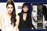 Alia wants to essay Jennifer Lawrence's character in 'Silver Lining...'