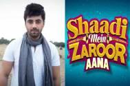 Karanvir Sharma has cameo in 'Shaadi Mein Zaroor Aana'