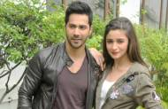 Alia, Varun spread message of cleanliness