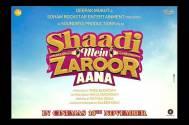 'Shaadi Mein Zaroor Aana': Wedding worth attending