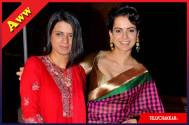 Kangana's sister Rangoli blessed with a baby boy