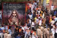 'Padmavati' protest: Entry to Chittorgarh Fort closed