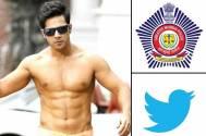 When Varun obliged a fan leaving Mumbai Police in a tizzy
