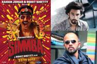 Simmba first look: Ranveer's reminds us of Chulbul Pandey  in Rohit Shetty's next