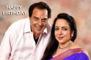 Dharmendra turns 82, Hema wishes good health, happiness